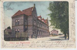 Ansichtskarte Niedersachsen Gruss aus Bockenem Postamt 1902