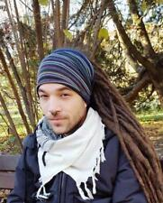 Mens Headband Dreadlock Accessories Head Scarf Dreadlock Tube Sock Hairband Men