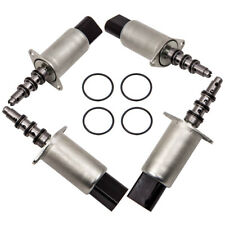 4pcs Camshaft Timing Solenoid for BMW 5 Series M5 E60 E61 2007-2010 11367841072