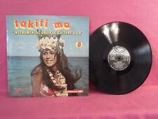 Takiti Ma, Instrumental Ukulele Guitare & Co, Manuiti 3017, Pacific