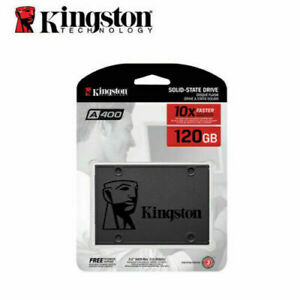 "Kingston A400 SSD 2.5"" 120GB 240GB 480GB 960GB SATA III Solid State Drive"