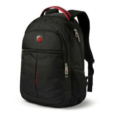 SwissGear 13.3 14 inch PC Laptop Backpack Women School Bag Satchel 1708i Black