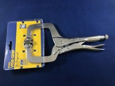 Vise-Grip by Irwin #11SP Wide Jaw Clamp Pliers NEW!