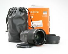 Sony Zeiss Distagon FE 35 mm 1.4 T * sel35f14z + Top (226213)