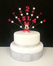 Decoración para tartas de fiesta de Mickey Mouse