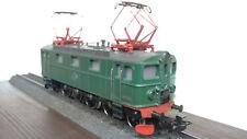 Märklin H0 3030 E-Lok BR Da 884 SJ grün umlakiertes Handarbeitsmodell gealtert