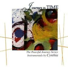 JOURNEY IN TIME by Cynthia (Peaceful Journey Series CD) USA MINT New Age/Ambient