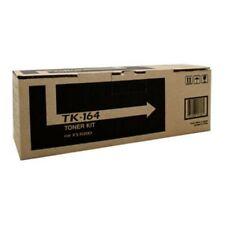 2x Kyocera Genuine TK-164 TK164 Black Toner For FS1120D P2035D - 2,500 Pages