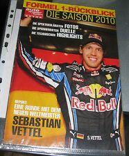 AMS*Auto Motor Sport Extra*Formel 1 Rückblick*Die Saison 2010*Weltmeister Vettel