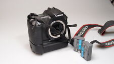 CANON EOS 20D DLSR CAMERA BODY W/BATTERY GRIP BG-E2 EXCELLENT