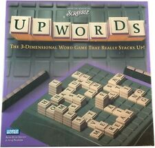 Parker Brothers_Upwords The 3-Dimensional Word Game That Really Stacks Up!