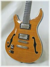 DILLION - Lefty Semi Hollow PRS style  in 2 colors choiced  ,Don't miss this one