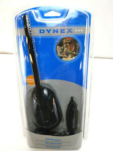 New Dynex Wired USB Mic Microphone, For Computer PC Desktop, Black, DX-USBMIC13