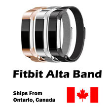 For Fitbit Alta Alta HR Ace Band Replacement Wrist Milanese Loop Watch Strap