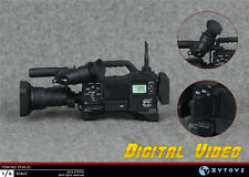 1/6 Camcorder Reporter Accessories for 1:6 Action Figure ZY TOYS, dragon, bbi