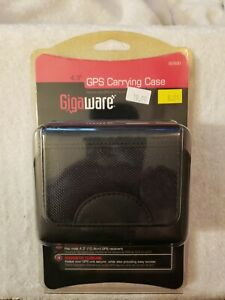 "Gigaware GPS Carrying Case 4.3"" 2000530 Snap Button Closure"