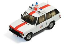 """Range Rover 2 doors """"Belgium Police"""" (IXO 1:43 / CLC160)"""