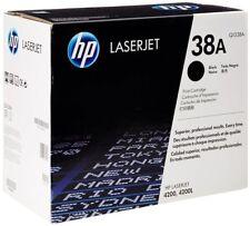 HP GENUINE/ORIGINAL 38A BLACK LASER TONER CARTRIDGE Q1338A 4200 *FREE POSTAGE*