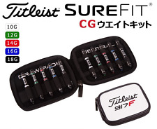 Titleist 917 For FW weight Kit SFCGWF17KIT  From Japan
