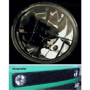 VW Bus T3 - Klarglas - Scheinwerfer mit Kreuz - Paar - NEU