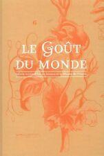LE GOUT DU MONDE  Planches botaniques d'Arthur-Henri Boisgontier Catalogue  BP