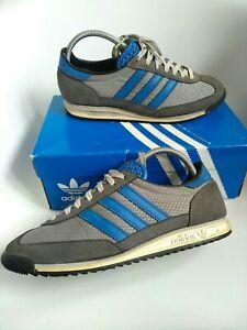 Adidas sl72 men's trainers Size 7 originals grey blue retro