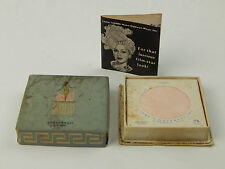 Vintage New Ladies Woodbury Facial Powder 1/2 oz  with Lana Turner Pamphlet