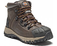 Dickies Medway SS S3 Bottes marron Taille 12