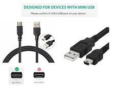 Mini USB Data Sync Charger Charging Cable for SanDisk SANSA ZIP CLIP MP3 Player
