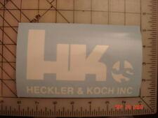 H&K Guns Decal window sticker