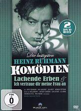 DOPPEL-DVD NEU/OVP - Die lustigsten Heinz Rühmann Komödien - Lachende Erben u.a