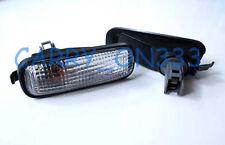 x2 HONDA CIVIC CR-V FENDER SIDE MARKERS TURN SIGNAL LIGHTS BLINKERS 96 98 99 00