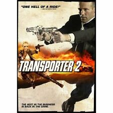 Transporter 2  NEW DVD FREE SHIPPING!!