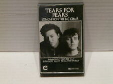K7 TEARS FOR FEARS Songs from the big chair 8243004