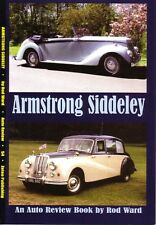 Book - Armstrong Siddeley History Sapphire Hurricane Typhoon Star - Auto Review