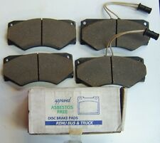 FRONT BRAKE PAD SET TO FIT IVECO DAILY 49.10 BUS