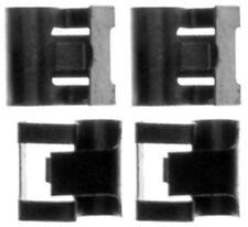 NAPA 82304 Disc Brake Anti-Rattle Clip Front,Rear H5431K SET OF 4