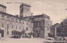# CECCANO: PIAZZA CASTELLO  - 1935