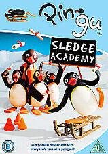 Pingu Pingus Sledge Academy Genuine UK DVD – UK Preowned – FAST DISPATCH