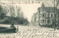 Ansichtskarte Barmen EIngang zu den Anlagen Verschönerungsverein 1903  (Nr.960)