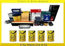 Kit Filtri Tagliando 4 Pz+Olio Bardahl 5w30 Exceed Fiat Doblò Cargo 1.9 JTD 77kW