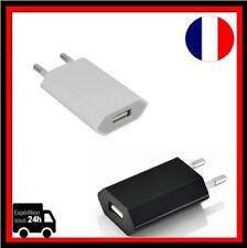 Prise secteur USB chargeur mural 220v block pour Iphone Samsung tablette etc