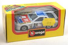 Vintage Bburago 1/43 Porsche 924 Turbo GR.2 cod.4111 1980s * MIB *