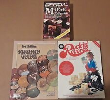 Price guide to Music Collectibles; Rockin Records; American Premium Record Guide