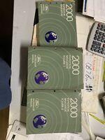 2000 Ford Expedition Navigator Workshop Manual & Wiring Diagrams OEM