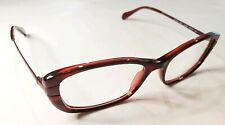 Oliver Peoples Jodelle RX Eyeglasses Polished Red Havana OV5105 1053 52-16-135