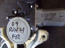 2009 TOYOTA RAV 4 RAV4 D-4D OFF SIDE RIGHT FRONT WINDOW REGUALTOR & MOTOR