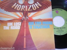 "7"" Horizon (Peter Maffay Barry Gibb) we lost the Road & we can make 1971 # 4118"