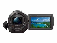 NEW! Sony FDR-AX33 4K Ultra HD Handycam Camcorder Black USA Version - Free Ship