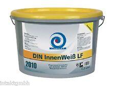 24 x CONPART DIN InnenWeiß LF 2010, 12,5 ltr. Wandfarbe , Dispersionsfarbe